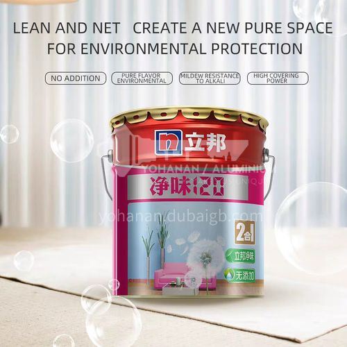 Nippon Non-Smell 2 in 1 interior wall paint