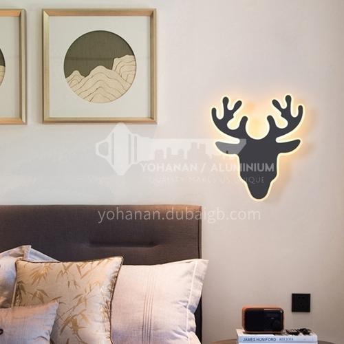 Modern wall lamp living room staircase wall lamp modern minimalist bedroom aisle bedside wall lamp YF-YY099