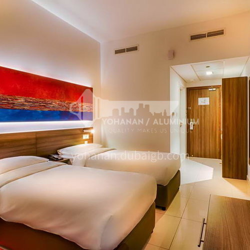 FFA0014-Customized design hotel furniture and modern wooden bedroom three-star hotel furniture sets, customized products, please contact customer service