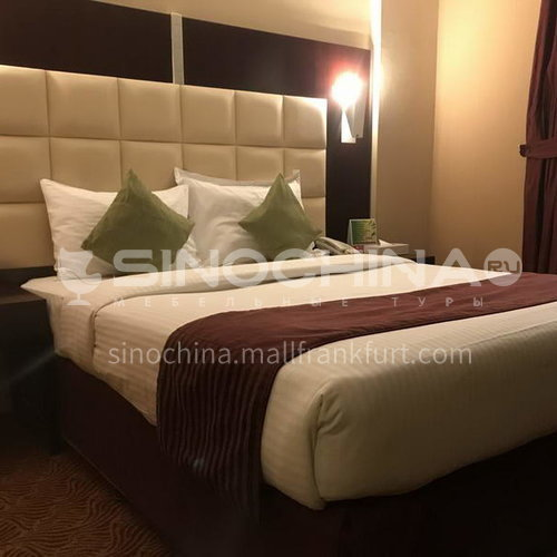 FFA0016 Customized design hotel furniture and modern wooden bedroom three-star hotel furniture sets, customized products, please contact customer service