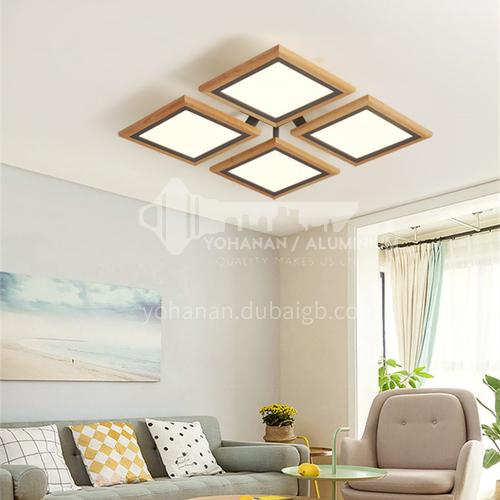Living room lamp Nordic ceiling lamp modern log bedroom dining room ceiling lamp ZMX-NMX5875L