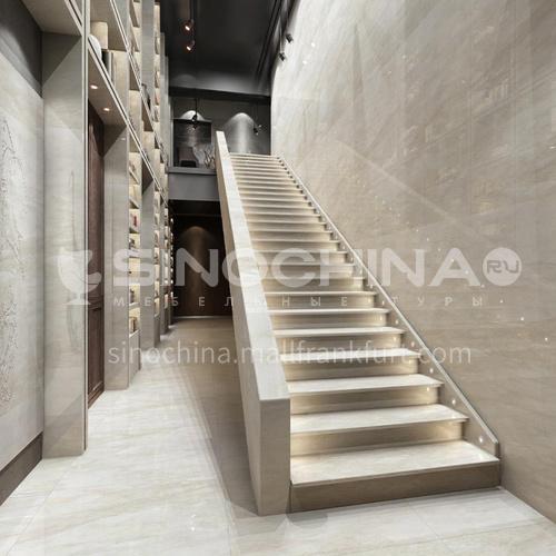 Natural white luxury jade staircase O-KD80B