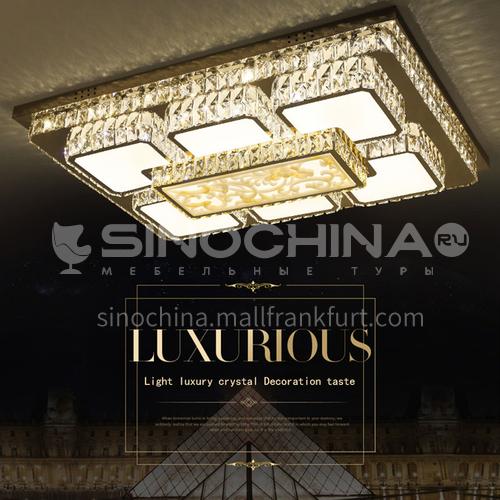 Crystal lamp living room lamp modern ceiling lamp bedroom dining room lamp JTL-39423