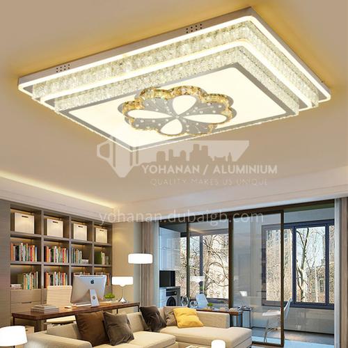 Crystal lamp living room lamp modern ceiling lamp bedroom dining room lamp JTL-39812