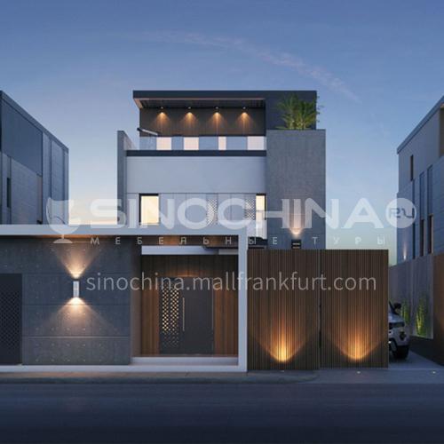 Exterior Design - Family Villa ESM1083