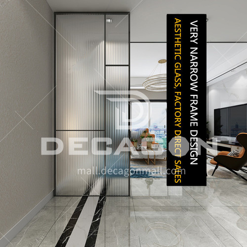 Nordic Changhong Wired Glass Screen