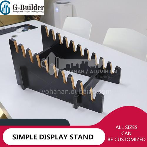 Ceramic tile display stand