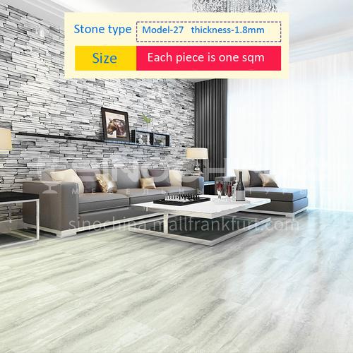 1.8mm thickness PVC floor QH27-29