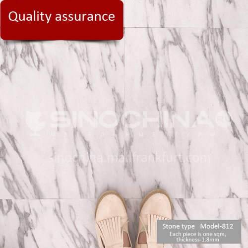1.8mm thickness PVC composition flooring QH812