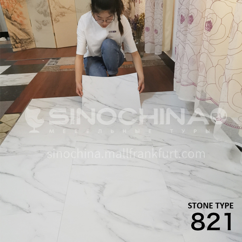 1.8mm thickness PVC composition flooring QH821