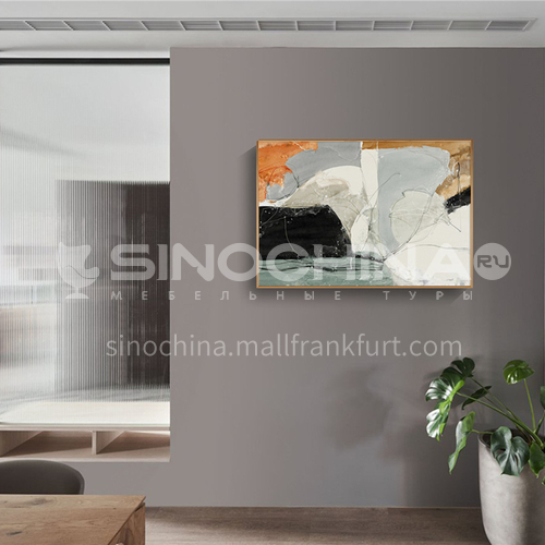Modern Art Deco Painting Electric Meter Box Blocking Painting 19S-DX8