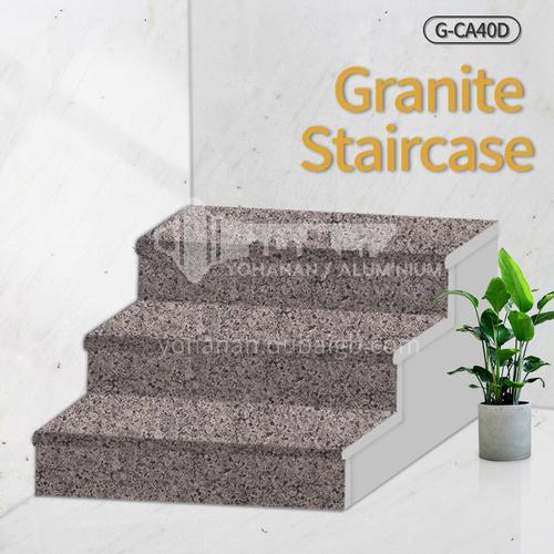 Natural granite stairs, non-slip stepping stone G-CA40D