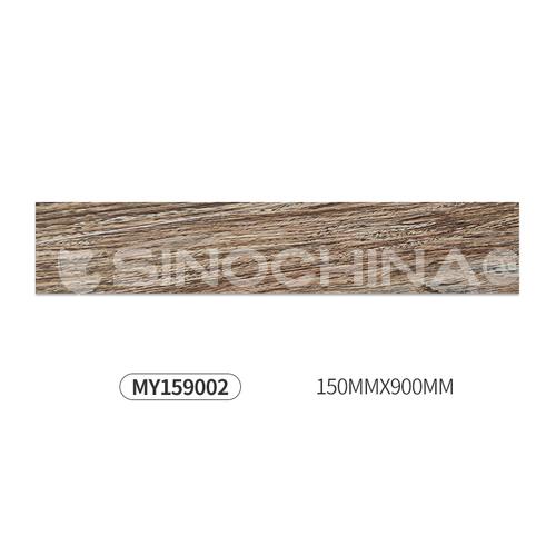 Nordic wood grain tile living room imitation solid wood floor tiles-MY159002 150*900mm