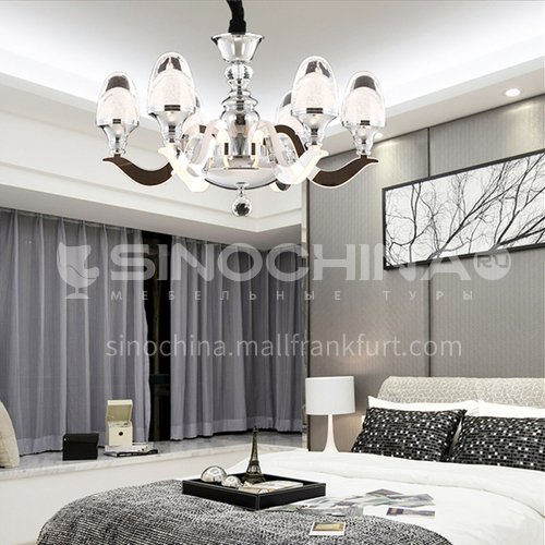 Crystal Modern Simple Atmospheric Chandelier Creative Acrylic Dining Room Living Room Bedroom Lamps-ASMJ-8023