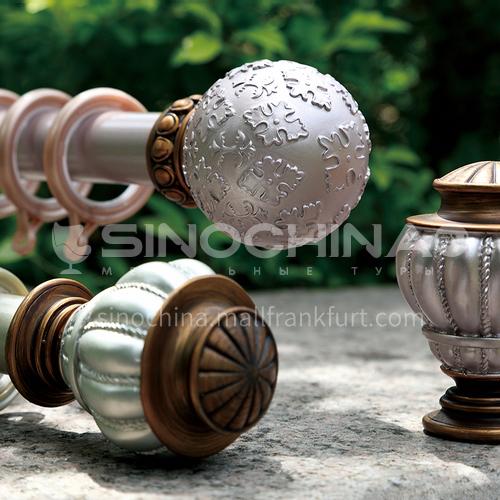 Modern style Original ecology aluminum Roman rod Pearl pure series QWLM-28308