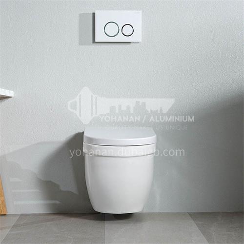 ceramic wall hung toilet    4019