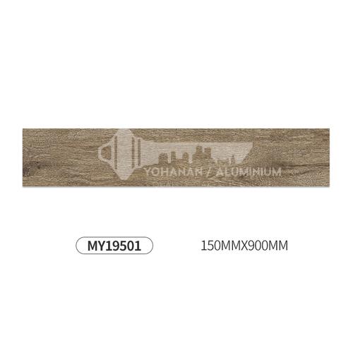 Nordic wood grain tile living room imitation solid wood floor tiles-MY19501 150*900