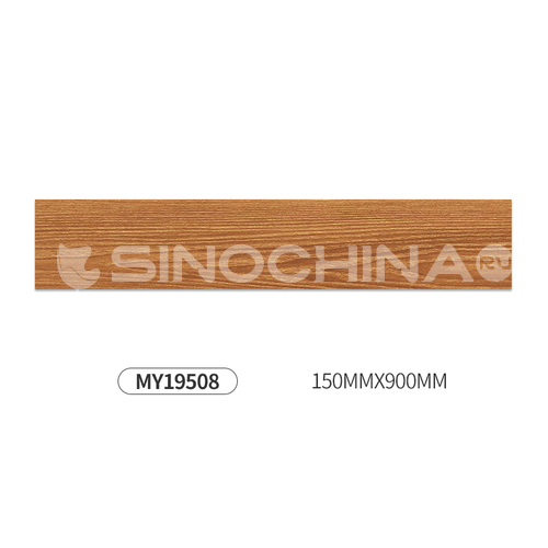 Nordic wood grain tile living room imitation solid wood floor tiles-MY19508 150*900mm