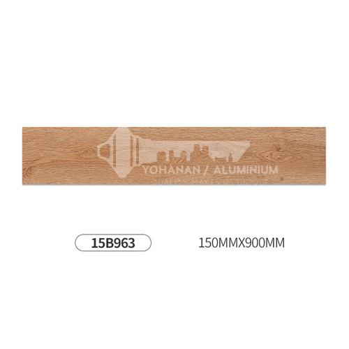 Nordic modern minimalist style room balcony wood grain tile-WLK15B963 150mm*900mm