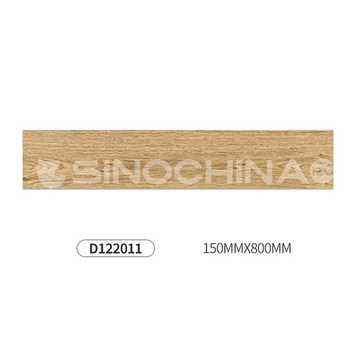 Nordic modern minimalist style room balcony wood grain tile-WLKD122011 200mm*1200mm