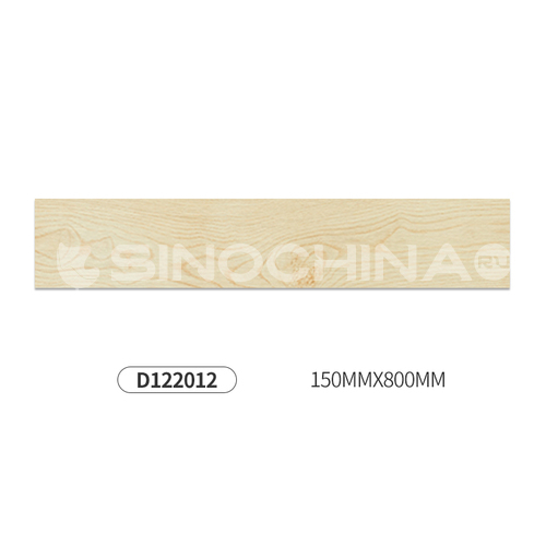 Nordic modern minimalist style room balcony wood grain tile-WLKD122012 200mm*1200mm