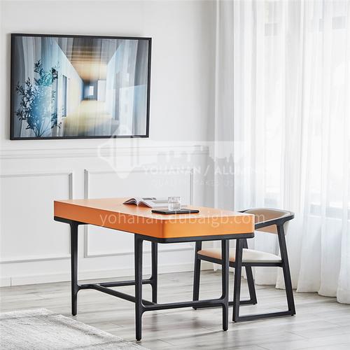 JY-SD1601-Italian minimalist desk home study designer desk bedroom simple modern nordic computer desk