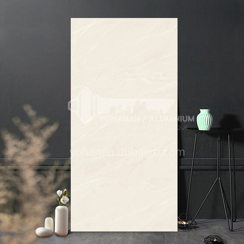 Modern minimalist large board living room dining room floor background wall tiles-SKLWK150T14 750mm*1500mm
