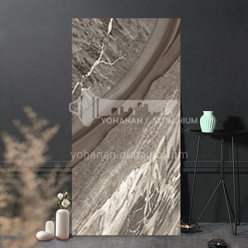 Modern minimalist large board living room dining room floor background wall tiles-SKLWK150T09 750mm*1500mm