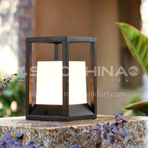 Courtyard stigma, outdoor waterproof garden lamp, household doorpost wall lamp, garden villa outdoor gate lamp, wall lamp-YY-8115