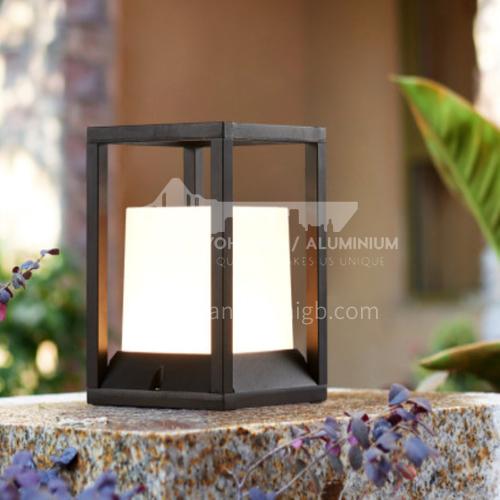Courtyard stigma, outdoor waterproof garden lamp, household doorpost wall lamp, garden villa outdoor gate lamp, wall lamp-YY-8115
