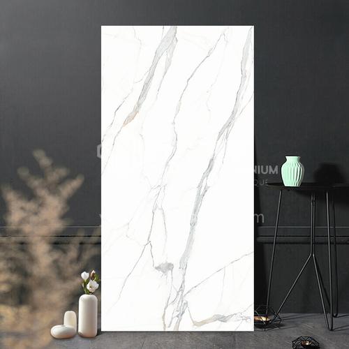 Modern minimalist large board living room dining room floor background wall tiles-SKLWK150T05 750mm*1500mm