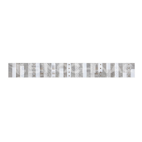 Modern minimalist kitchen bathroom wall tiles waist line-WLKT6J611-Y1 70mm*600mm