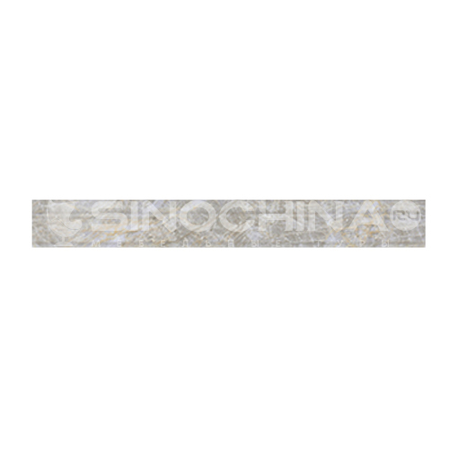 Simple modern bathroom toilet toilet kitchen waistline-WLKFP36051-1PY2 75*600mm