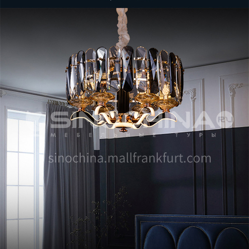 Bedroom Dining Living Room Crystal Chandelier Home Bedroom Modern Creative Personality Nordic Light Luxury Lamps-BRS-W16055
