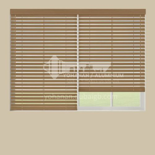 Classic style embossed printed wood shutters SF510-15