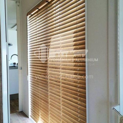 Modern fashion style waterproof high quality basswood printing shutter SF-416-21