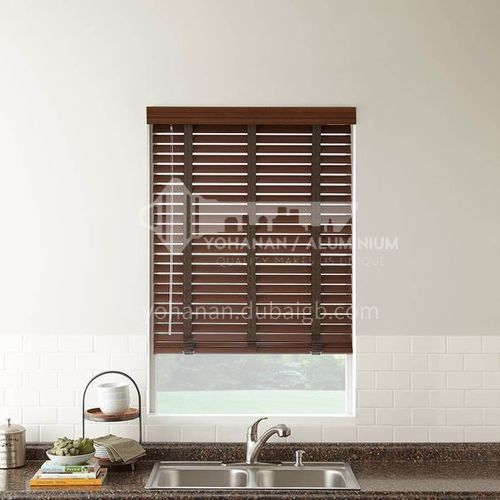 Modern Basswood Printed Wood Louver SF1507-1603