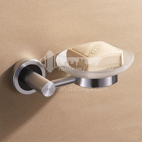 Bathroom silver space aluminum soap dish9603