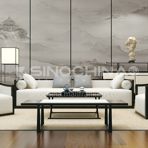 עיצוב חדש סגנון מודרני מותאם אישית בד קיר סדרת רומנטיקה HQBY81SB1(12-22)