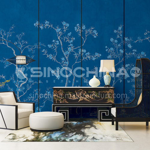New Dsesign Modern Style Customized Wall Cloth 81SA2(20-26)