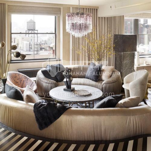 Apartment-Residential Modern Interior Design AMS1199
