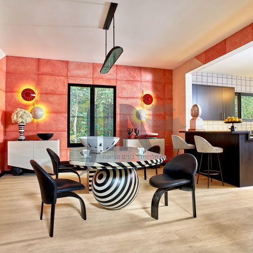 Apartment - Mixed and Matched Residence Design ANS1042