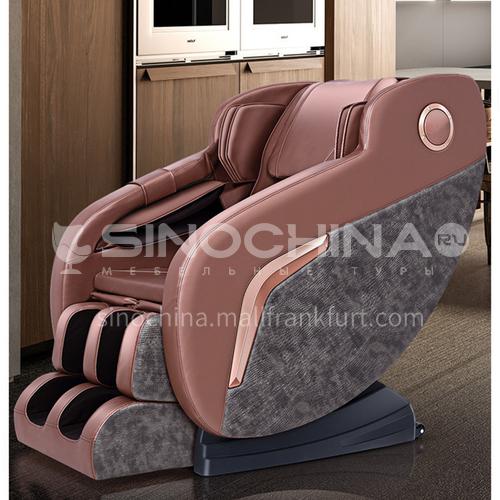 JR-M2 Linkage armrest massage function, Thai open back massage chair