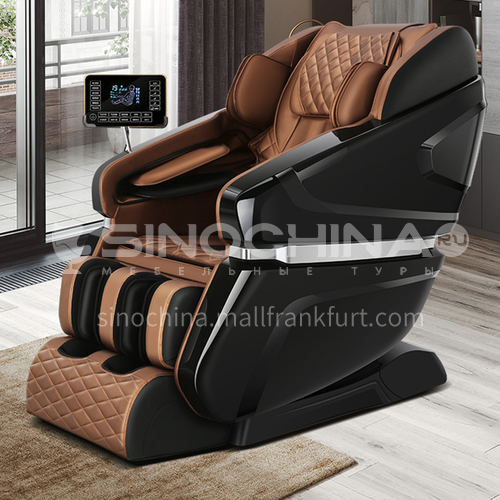 JR-M8 Home massage chair, sole roller, cushion airbag kneading