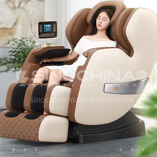 JR-Q8-1G multifunctional massage chair, foot roller cushion, bladder kneading head U-shaped pillow