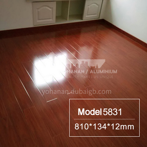 12mm household composite floor LY