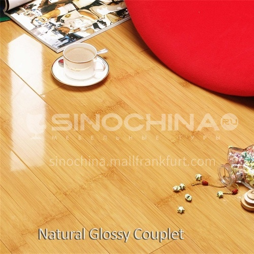 17mm natural color bamboo floor