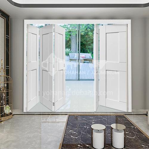 G wooden folding door composite wooden door bedroom door living room door kitchen door modern style 12