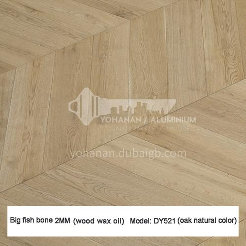 15mm multi-layer fish bone floor  DY521-526