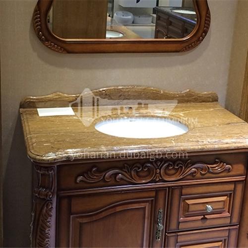 European style bathroom cabinet combination antique American style bathroom cabinet M-569-Empire